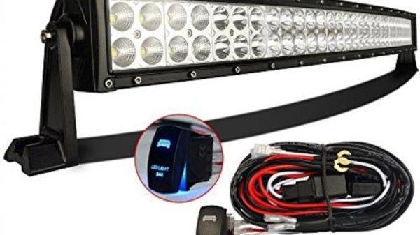 "ASE 32"" Curved LED Lamp Bar 180W"