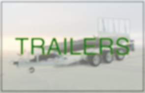 Our range of trailers. Both new and used stock