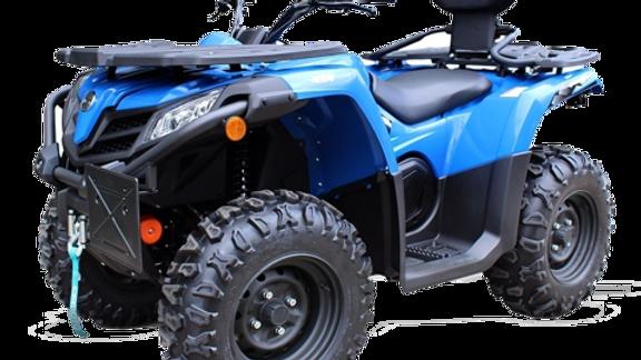 Quadzilla Terrain 450 - Blue
