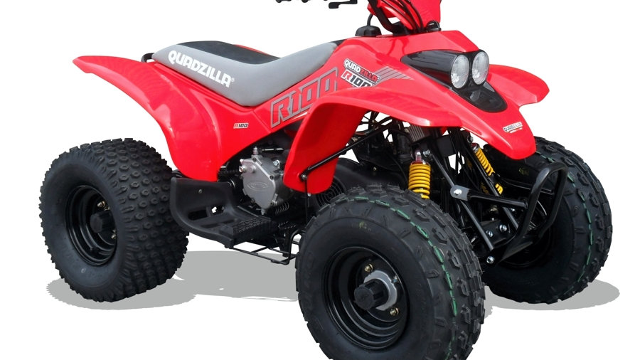 Quadzilla R100 - Red
