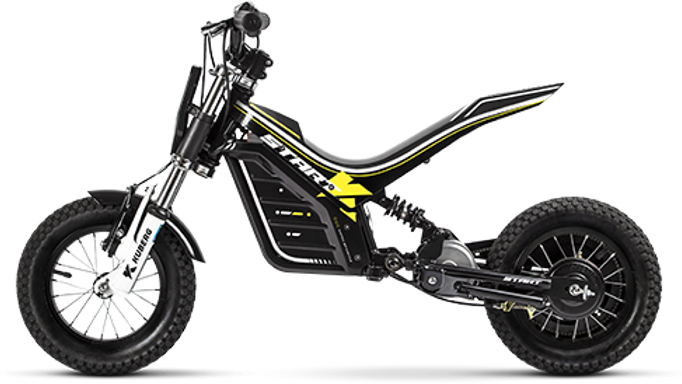 Kuberg Start Youth /Child Electric Trials Bike
