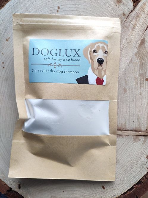Refill - Dry Dog Deodoriser 140g