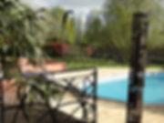 Garde-corps jardin