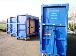 Caisses de transport industrielle