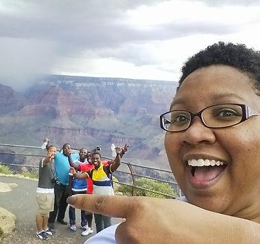 Grand Canyon, voyage, road trip