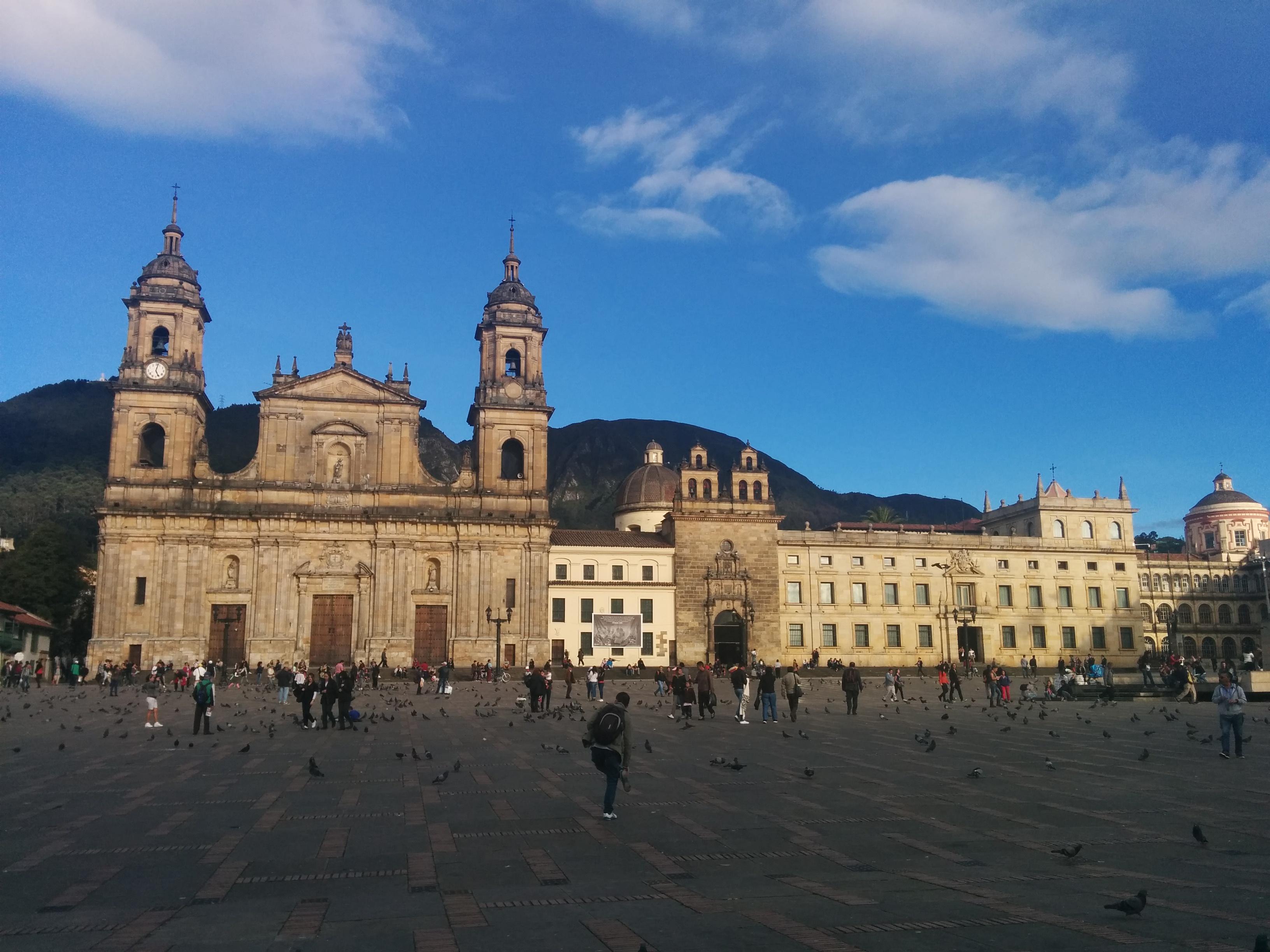 Bogota, Colomgia