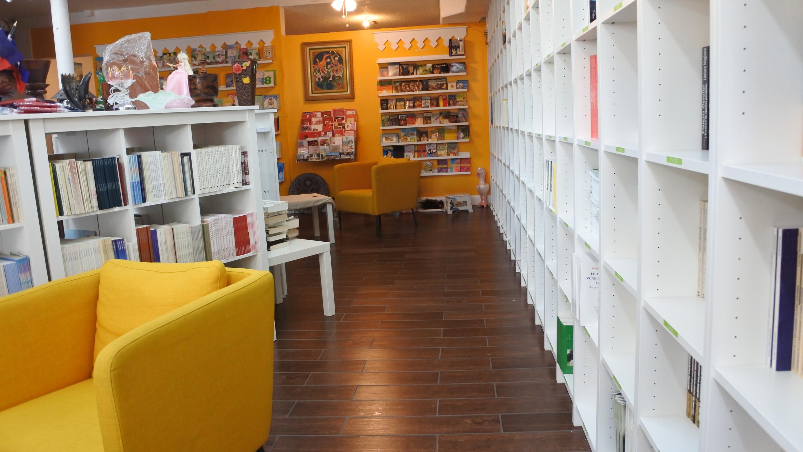 Libreri Mapou
