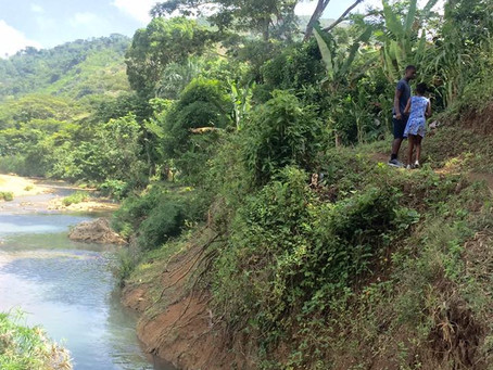 A little reflection on the virtues of a summer holiday in Haiti