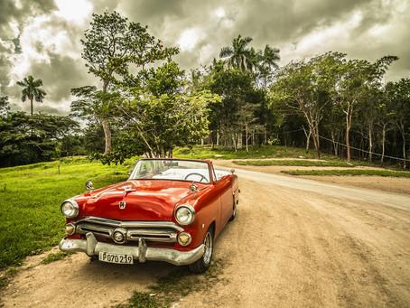 Cadillac, Che, Camaguey, Cuba