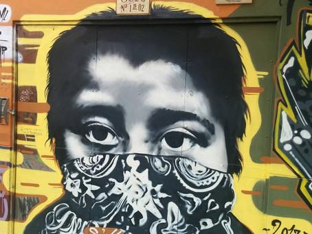 Bogota Graffiti Tour: A Must