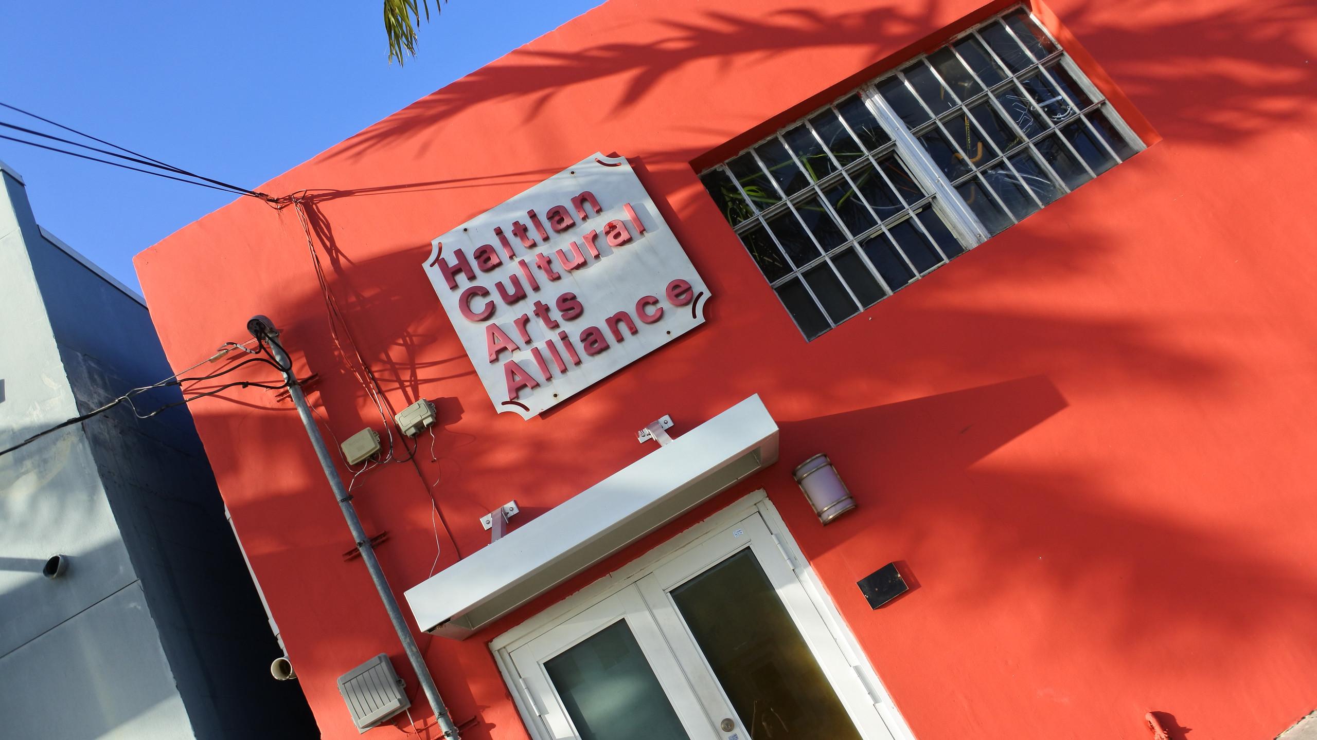 Haitian Cultural Arts Alliance