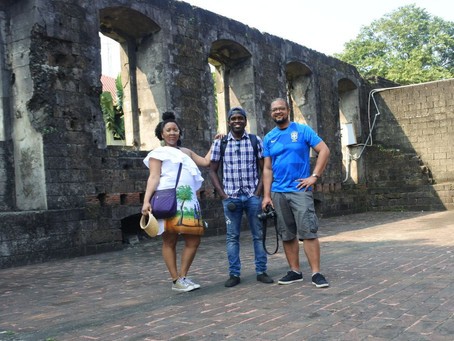 Travelling while black in Asia