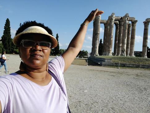 Temple of Zeus Olympian