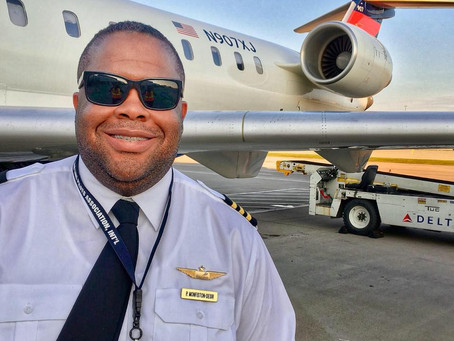 From NCB to the cockpit, via Wall Street: Sky's the limit