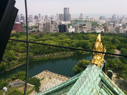 Osaka - View from the top