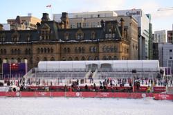 Canada 150 Skating Rink