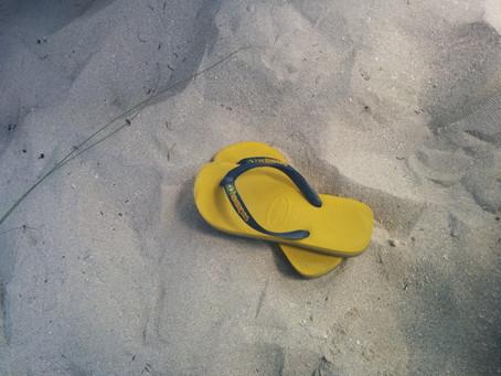 I'm a beach snob, and I'm not ashamed to say it
