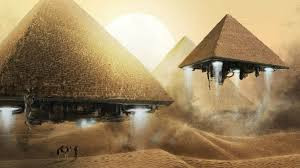 Did aliens build the pyramids?