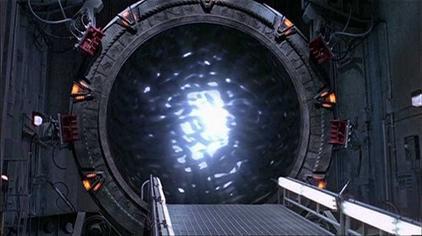 Stargates exist on earth