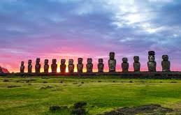Theories Surrounding Easter Island