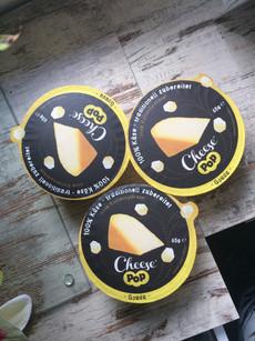 Cheese POP - frisch gepuffter Käse