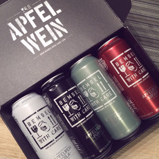 Bembel with care - Apfelwein