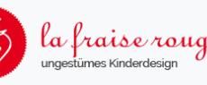La fraise rouge - Unser neuer Kindergarten Rucksack!