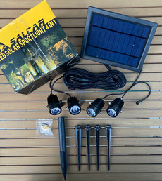LED Solarstrahler von Sekey Outdoor