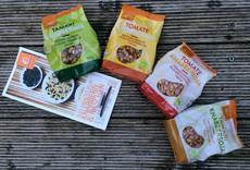 Landgarten - der gesunde Soja Snack