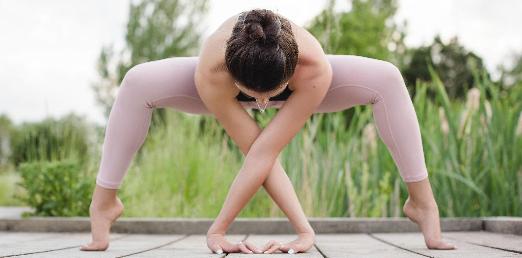 Yoga Photograpy