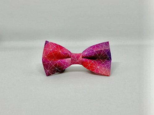 Pink Skies Bow Tie