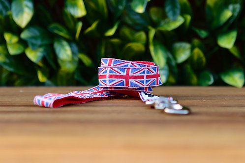 Union Jack Dog Lead / Dog Leash