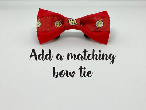 Add A Matching Bow Tie