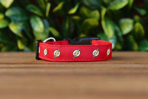 The Flash Dog Collar / XS - L