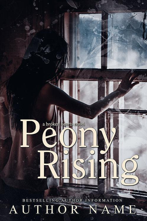 Peony Rising