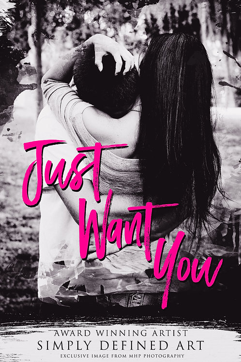 Exclusive cover - Just want You