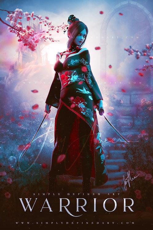Cover Artwork -  Warrior