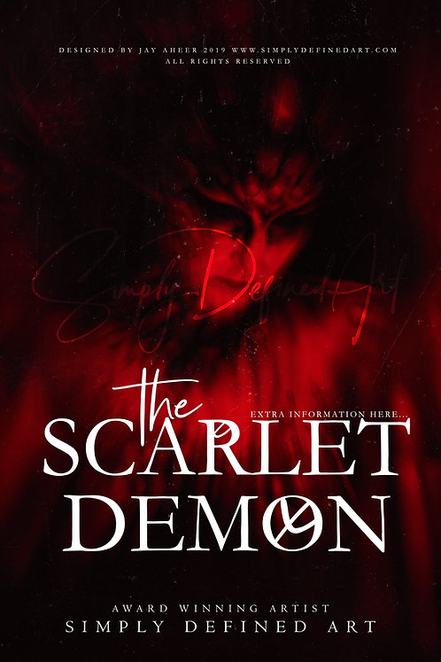 The Scarlet Demon