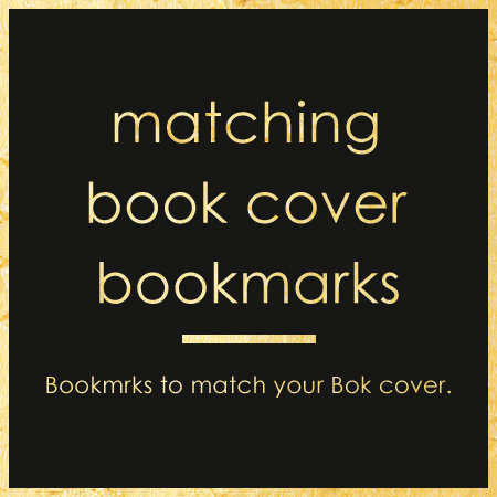 Matching Cover Bookmarks