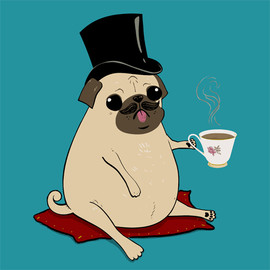 Sir Pugsley, The Gentleman Pug