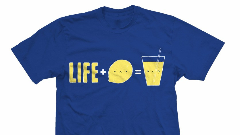 citrus equation shirt
