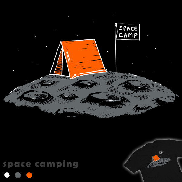Gone Camping!