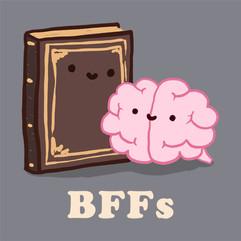 BFFs - Book and Brain