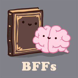 BFFs - Book and Brain