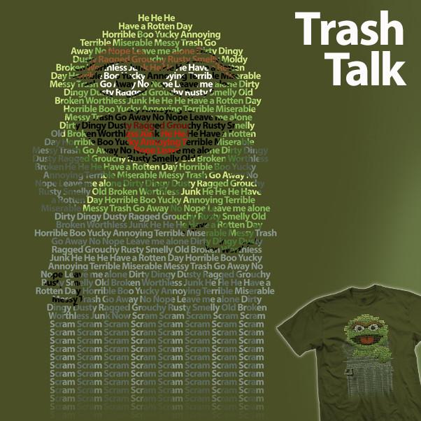 Trash Talking Oscar Wins 3rd
