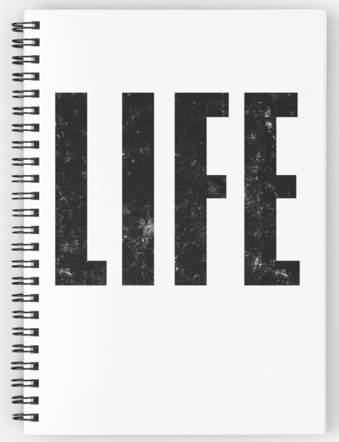 Notebook For Life