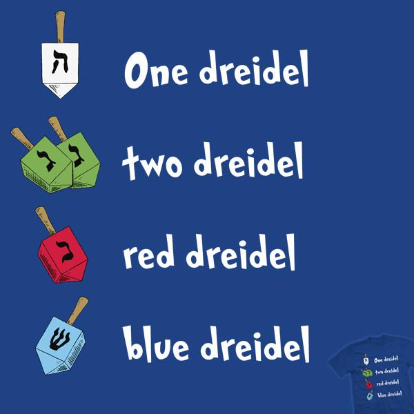 One Dreidel, Two Dreidel