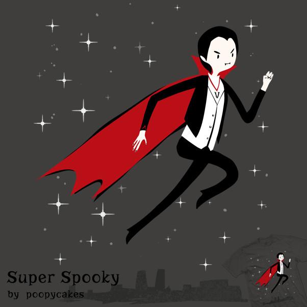 Super Spook Halloween T-Shirt