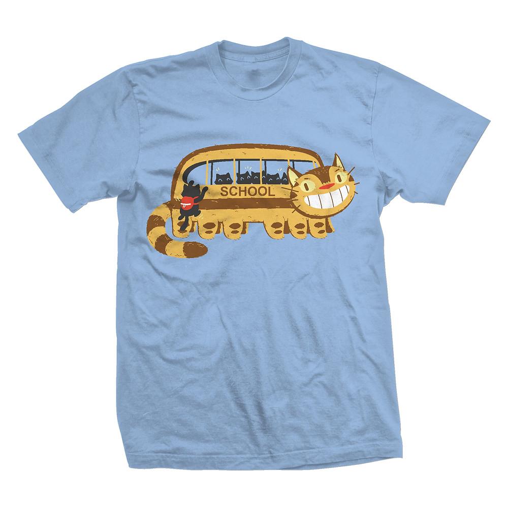 cat school bus