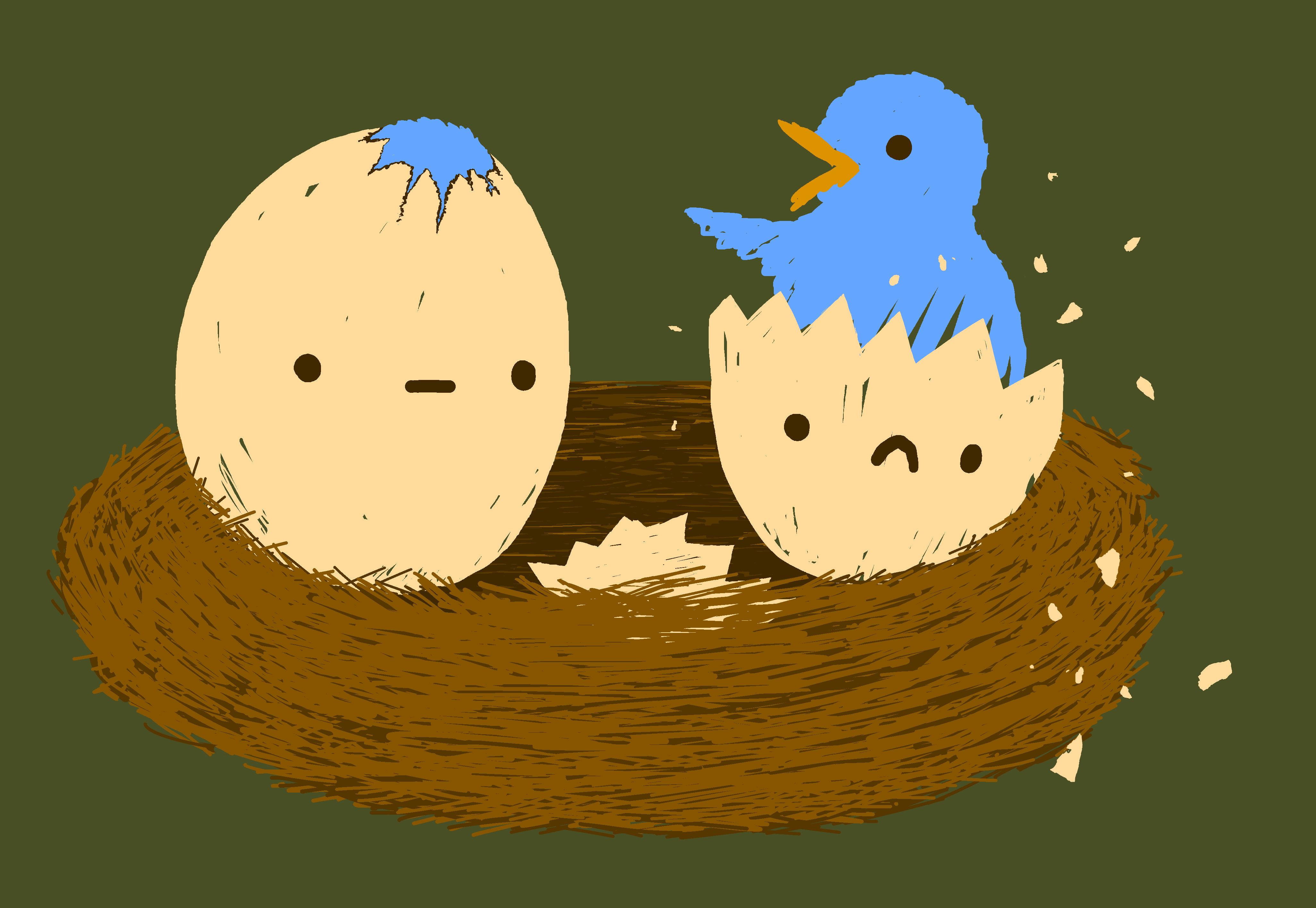 Unfortunate Egg